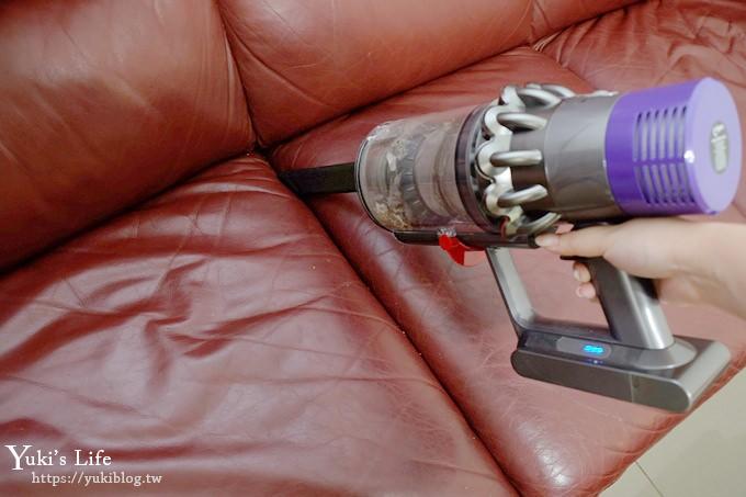 【Dyson Cyclone V10™無線吸塵器】60分鐘超強吸力~角落灰塵、頭髮通通不怕!輕巧好方便! - yukiblog.tw