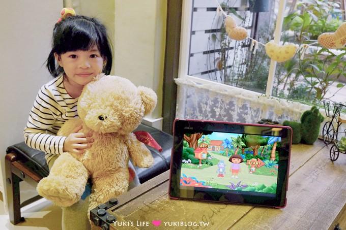 分享【台灣淘米‧Dora的探險樂園】超好玩親子學習英文APP推薦、小孩最愛的朵拉就是有股魔力! - yukiblog.tw