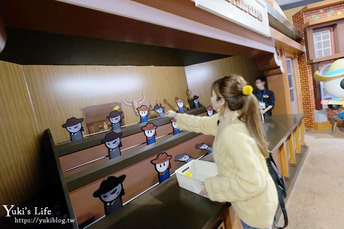 【LINE FRIENDS世界巡迴之旅】超萌9大主題×熊大機長帶你環遊世界(台北華山站) - yukiblog.tw