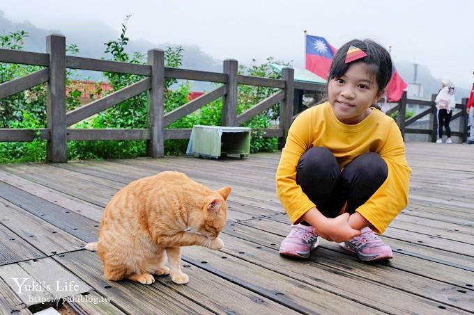 新北景點《猴硐貓村》喵咪公仔車站、新貓橋、猴硐煤礦博物園區~猴硐車站假日親子好去處 - yukiblog.tw