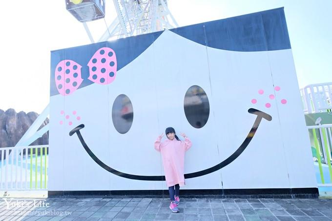 台北親子景點【兒童新樂園】歡樂暢遊一日票~無限次數搭乘超嗨的! - yukiblog.tw