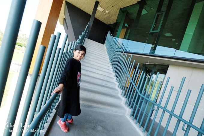 宜蘭新景點【壯圍遊客中心】免費親子散步美拍景點×沙丘建築生態園區 - yukiblog.tw