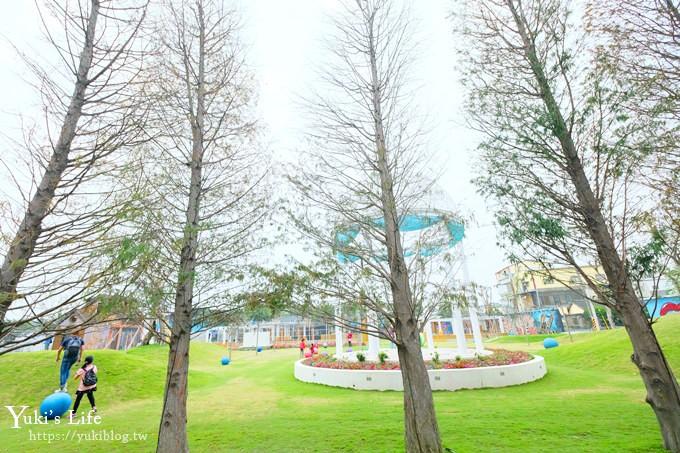 彰化亲子景点【琉璃仙境】水管屋、草泥马、大沙坑、哈比人小屋、教堂美拍摄影基地 - yukiblog.tw