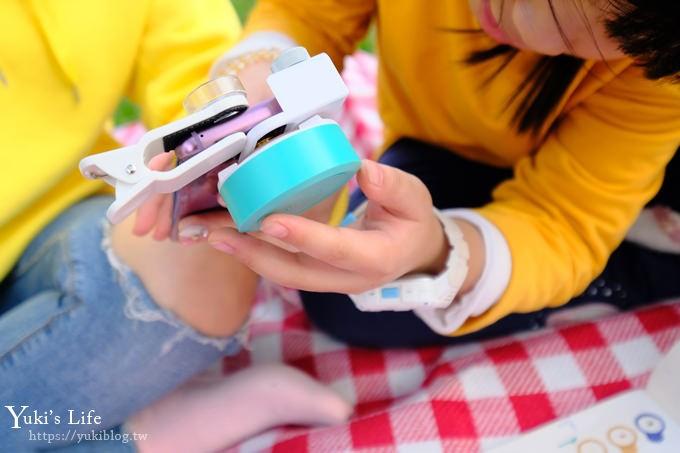 【uHandy行动显微镜】最耐玩的随身好玩具!随处都是我的探索乐园! - yukiblog.tw