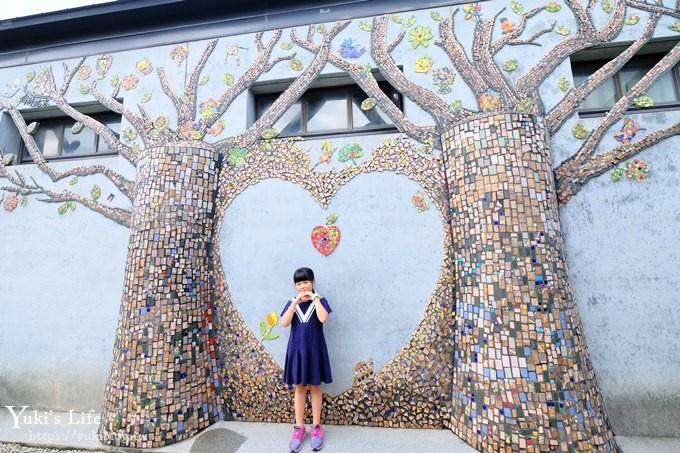 台南免費景點【北門婚紗美地】水晶教堂必拍x遊客中心浪漫3D彩繪拍不完 - yukiblog.tw