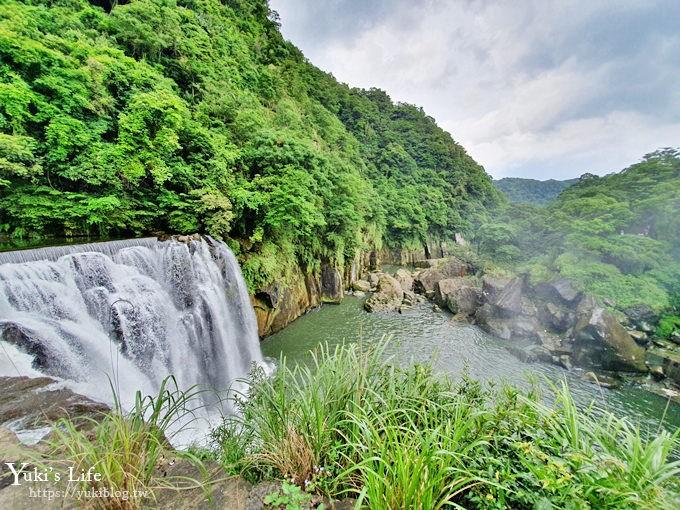 新北平溪線鐵路親子景點》平溪老街、十分瀑布、猴硐貓村、天燈派出所~美景小吃一次擁有(火車時刻) - yukiblog.tw