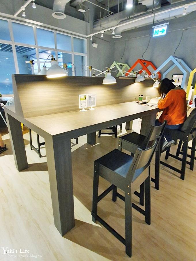台北親子好去處【IKEA新店店】IKEA CAFE登場┃北歐風兒童遊戲室 - yukiblog.tw