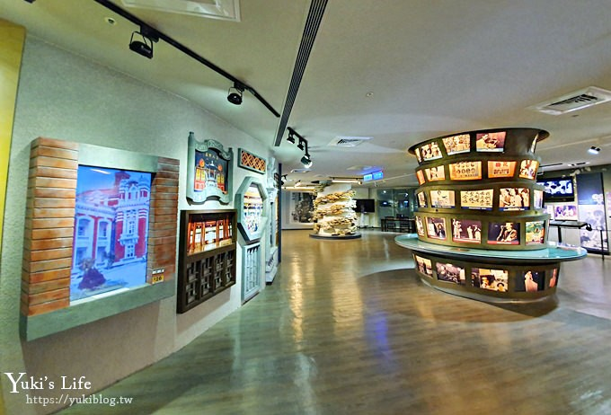 室內親子景點【台北探索館】台北捷運商圈多媒體互動×360度環形劇場 - yukiblog.tw