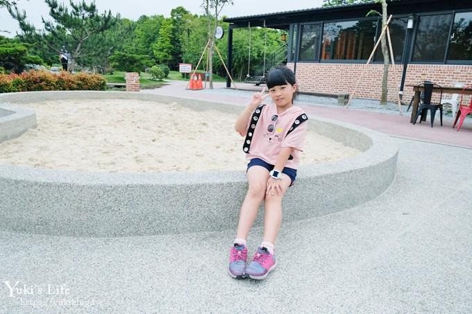 雲林景點【澄霖沉香味道森林館】愛心造景水池落羽松秘境×鴨鴨好多還能玩沙親子好去處 - yukiblog.tw