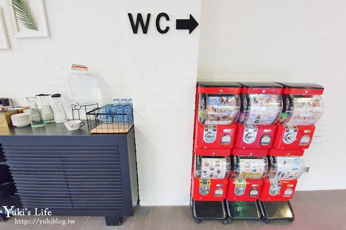桃園親子景點【BU SU Cafe 丑貳咖啡】龍潭景觀餐廳×大草皮溜滑梯、沙坑超放電! - yukiblog.tw
