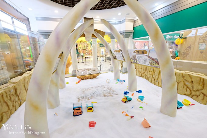 親子景點大推薦【樂米樂園】占地400坪×新北最大超豪華室內親子樂園(樹林秀泰6F、門票) - yukiblog.tw