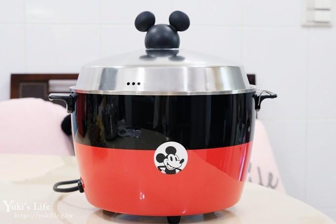 開箱【迪士尼米奇電鍋】布丁食譜~台灣製造×304不鏽鋼11人份電鍋 - yukiblog.tw