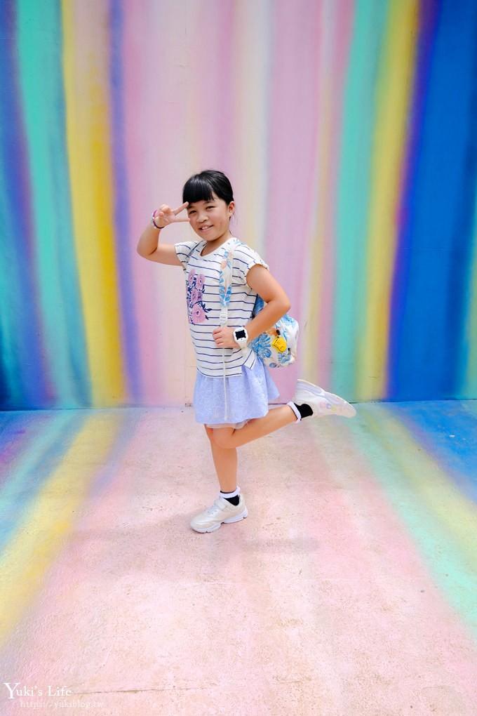 全新!南投竹山景點【海盜村景觀彩繪園區】3D、4D童話大街~來當繪本主角吧! - yukiblog.tw