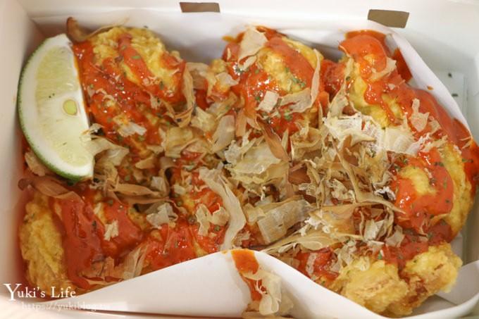 台北炸雞推薦【拿坡里炸雞專賣店】被 pizza 耽誤的炸雞店 (捷運民權西路站) - yukiblog.tw