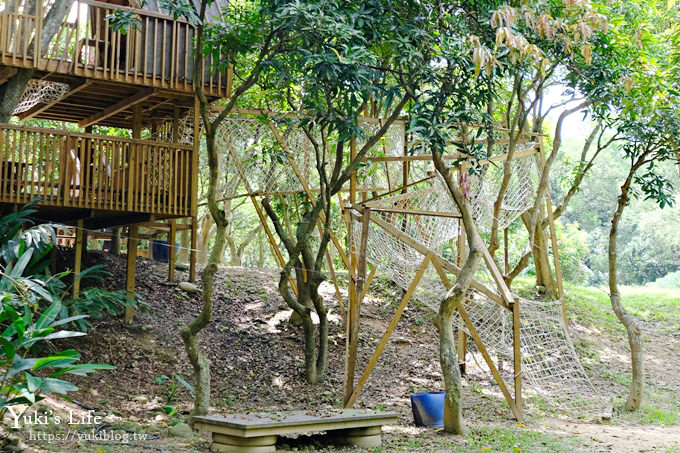 嘉义免费亲子景点【金桔观光工厂】全新森林冒险溜滑梯×可做金桔果酱DIY - yukiblog.tw