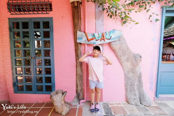 新竹美食推薦【Luau Pizza 柴寮披薩】精靈國度魔法小屋×庭園餐廳等你來拍! - yukiblog.tw