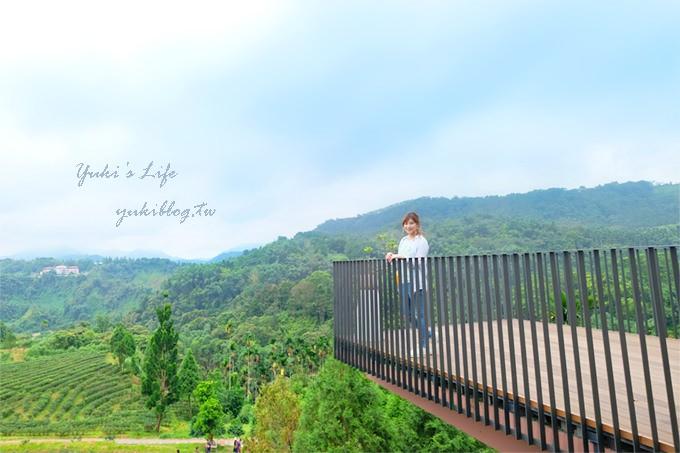 台灣農林新品牌《鹿篙咖啡莊園》超美景觀平台×茶園休閒咖啡廳 - yukiblog.tw