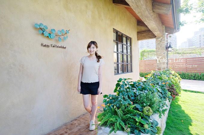 桃園最新夢幻景點【Jo's Corner Café】轉角遇見南法×鄉村風情城堡莊園約會好去處! - yukiblog.tw