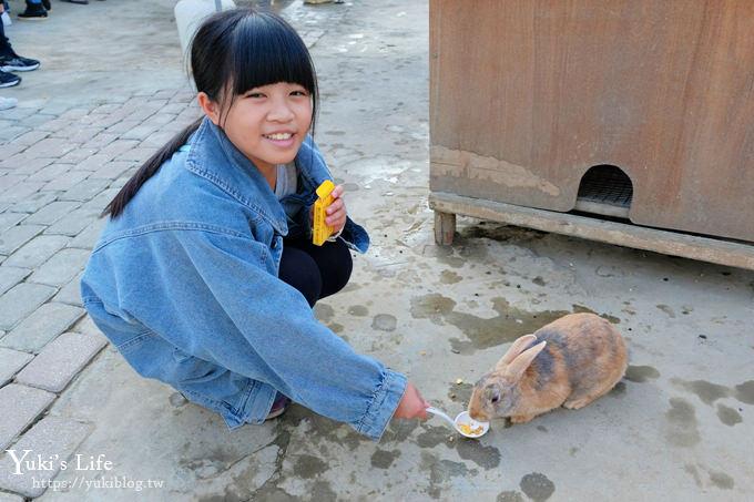苗栗美食【棗莊】動物親子園區玩沙坑×好吃客家菜~美食休閒一次擁有 - yukiblog.tw