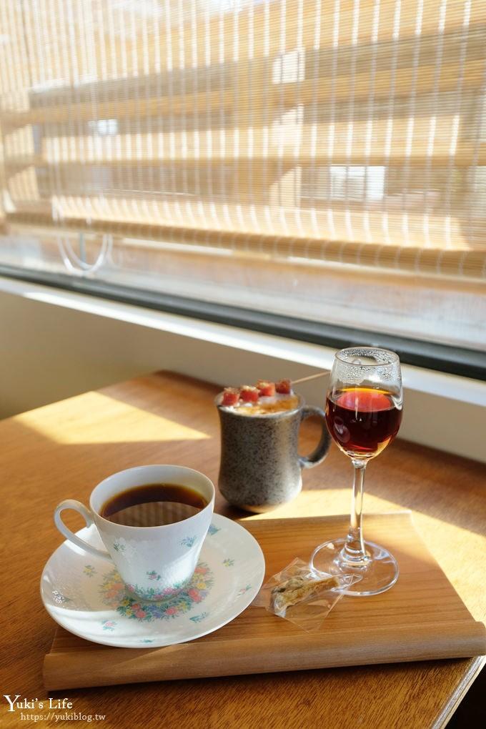 台南美食【握咖啡Oh!Cafe】日式風格下午茶×肉串咖啡你喝過嗎? - yukiblog.tw