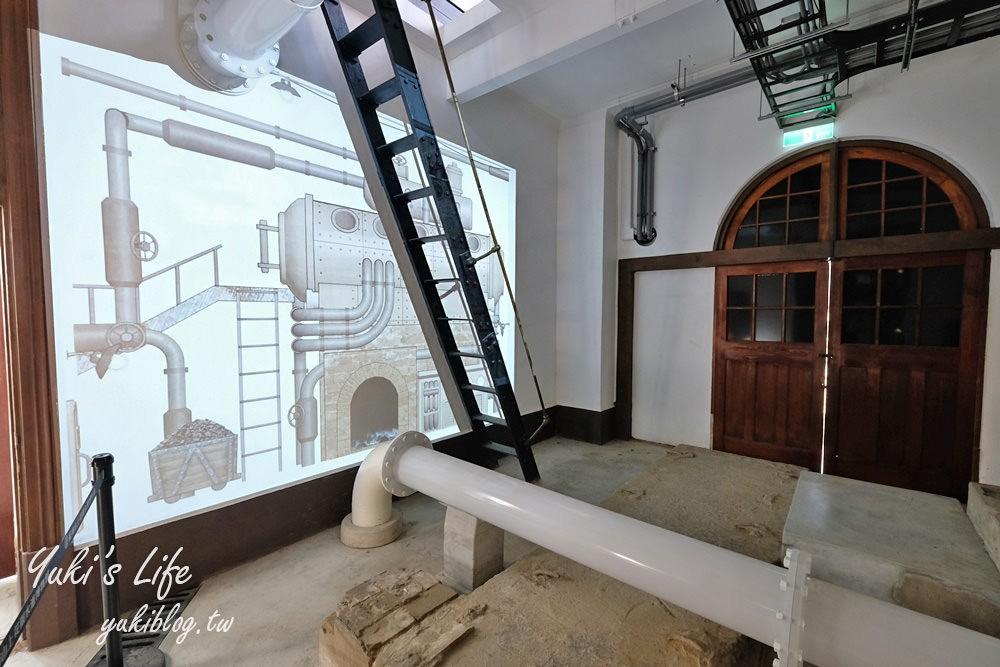 台南新景點【山上花園水道博物館】歷史建築美拍出遊親子好去處~還有戲水池可以玩水 - yukiblog.tw