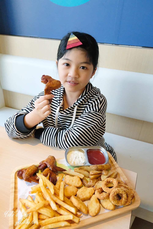 台中【咱們小時候】全台唯一教育親子餐廳×兒童感覺統合課程免費×用餐還能複習功課! - yukiblog.tw