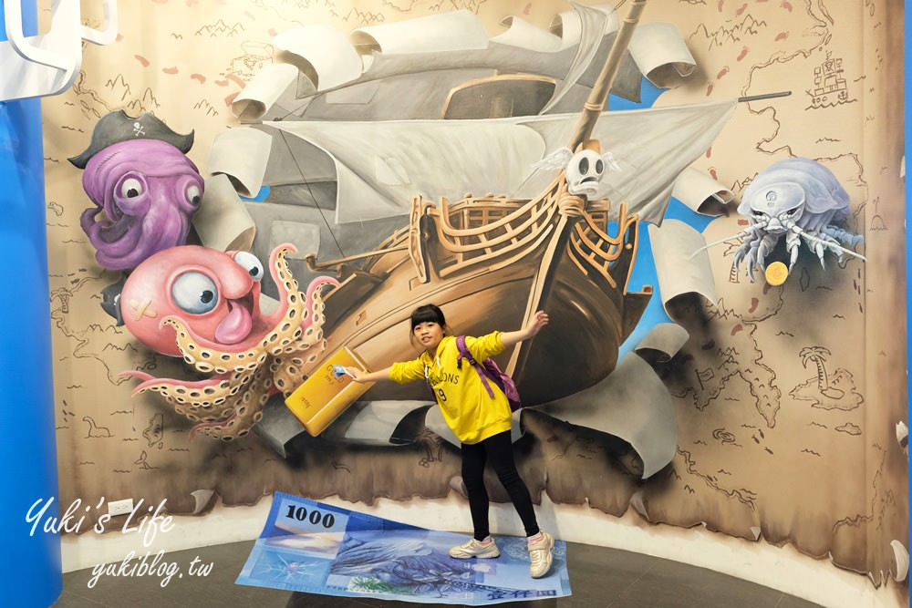 彰化景點【水銡利觀光工廠】全世界最大水龍頭戲水池×跟著銡利熊親子玩沙、美拍趣! - yukiblog.tw