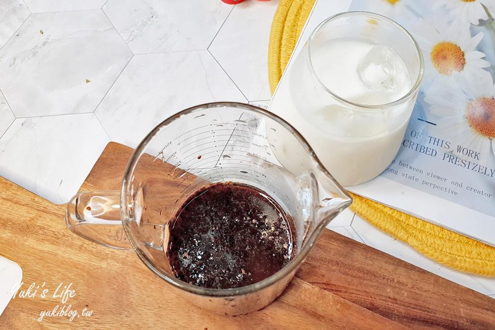 親子DIY》400次咖啡、400次美祿、手打奶蓋咖啡超綿密吸晴~韓國咖啡館人氣飲品在家自己做! - yukiblog.tw