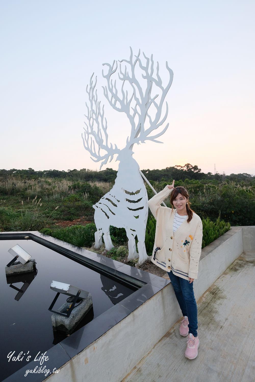 新竹湖口夜景餐廳【夏季三角景觀咖啡廳】戶外浪漫造景賞夕陽×大草皮好療癒 - yukiblog.tw