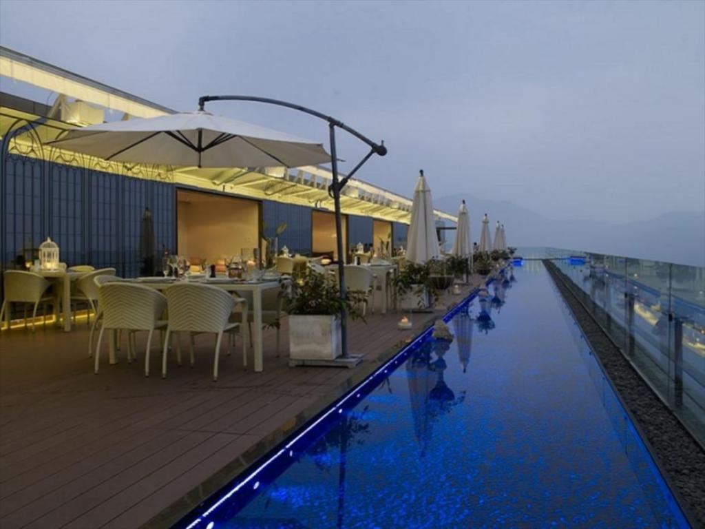 南投埔里包栋民宿推荐【希尔拉villa】戏水泳池、7间不同风格房型、一天只接待一组客人 - yukiblog.tw