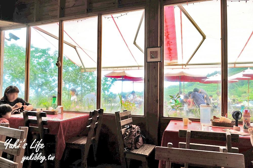 新北八里【桃樂絲森林】小動物親子景觀餐廳×大草皮玩沙趣~假日免費出遊好去處! - yukiblog.tw