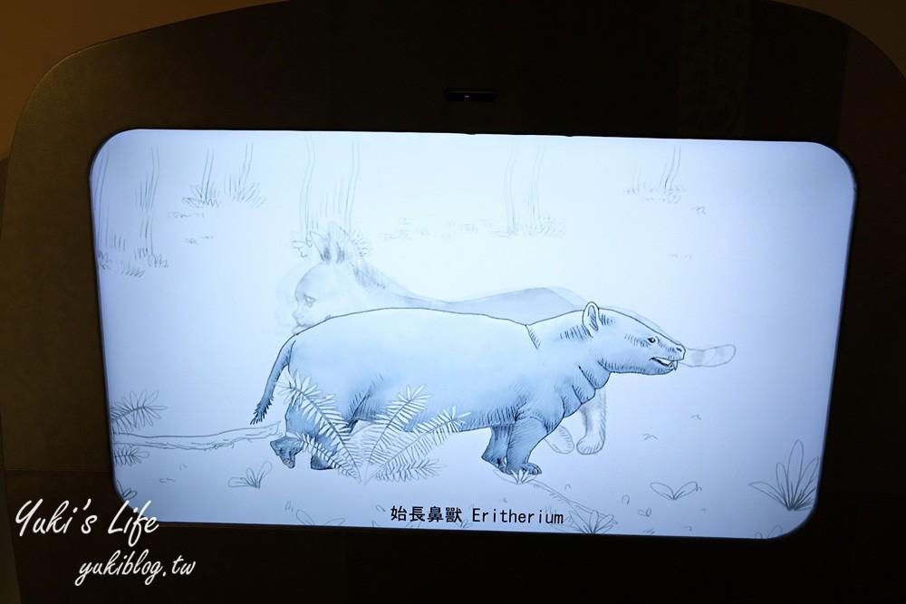 台北親子景點》國立臺灣博物館(古生物館)恐龍超壯觀!228公園玩好玩滿! - yukiblog.tw