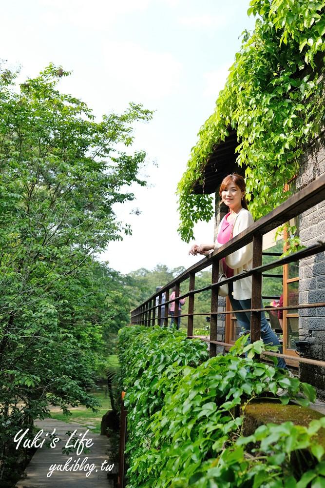 苗栗三义美食景点【山那边绿叶方舟】大草皮森林系~适合亲子景观餐厅 - yukiblog.tw