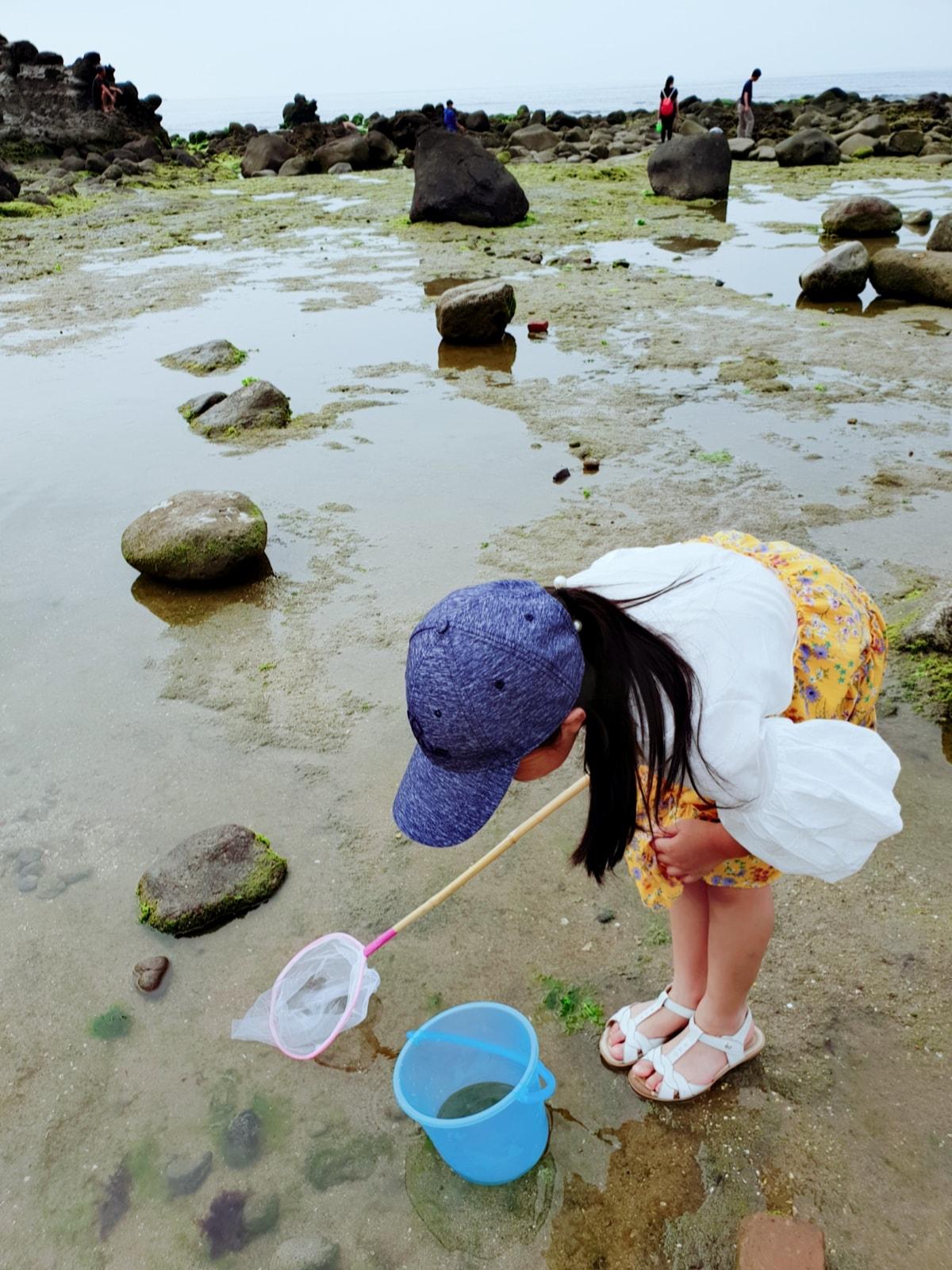 【北海岸東北角景點】親子一日遊行程超豐富!IG網美照、玩水抓螃蟹~從早玩到晚! - yukiblog.tw