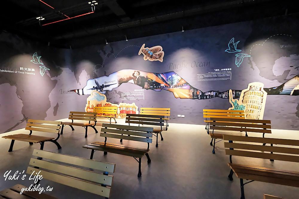 台南親子景點【萬國通路創意觀光工廠】行李箱觀光工廠好拍又好玩!遊艇景觀咖啡廳也好美 - yukiblog.tw