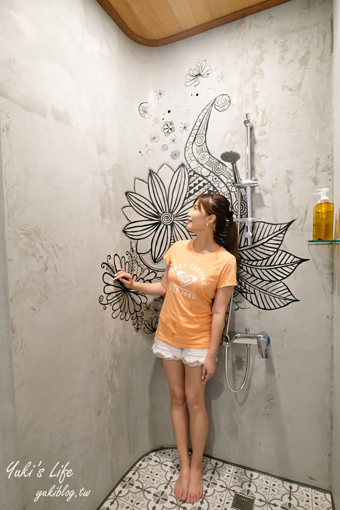 南投埔里包棟民宿推薦【希爾拉villa】戲水泳池、7間不同風格房型、一天只接待一組客人 - yukiblog.tw