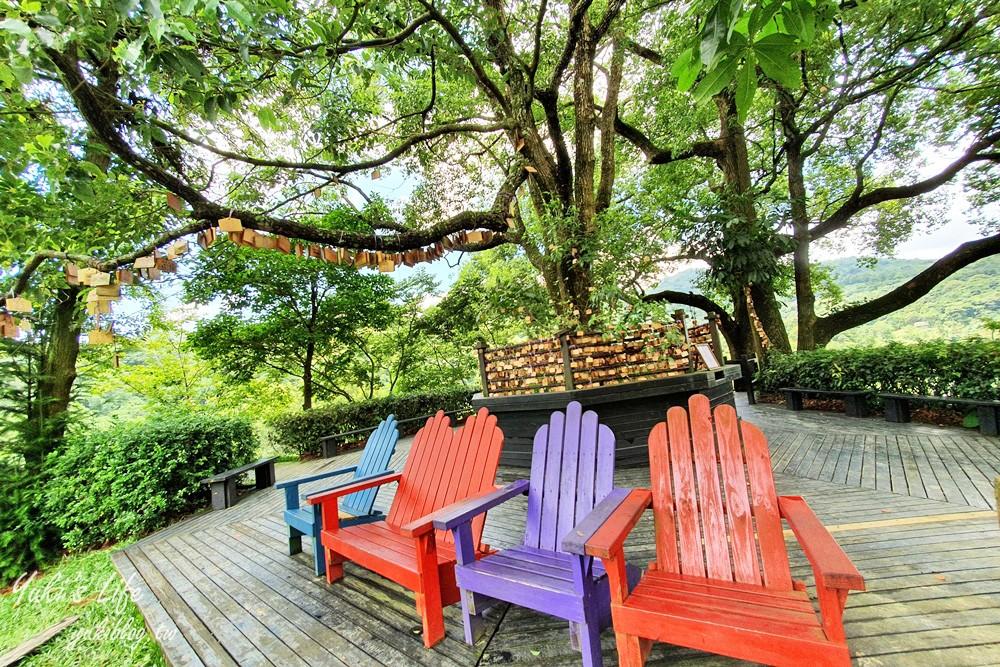 台中新社景点【薰衣草森林】森林旋转木马秘境~紫色浪漫花园~约会景观餐厅 - yukiblog.tw
