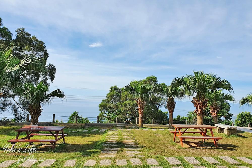 宜蘭景點┃金車伯朗城堡咖啡館~童話美拍打卡點~早餐海景下午茶 - yukiblog.tw