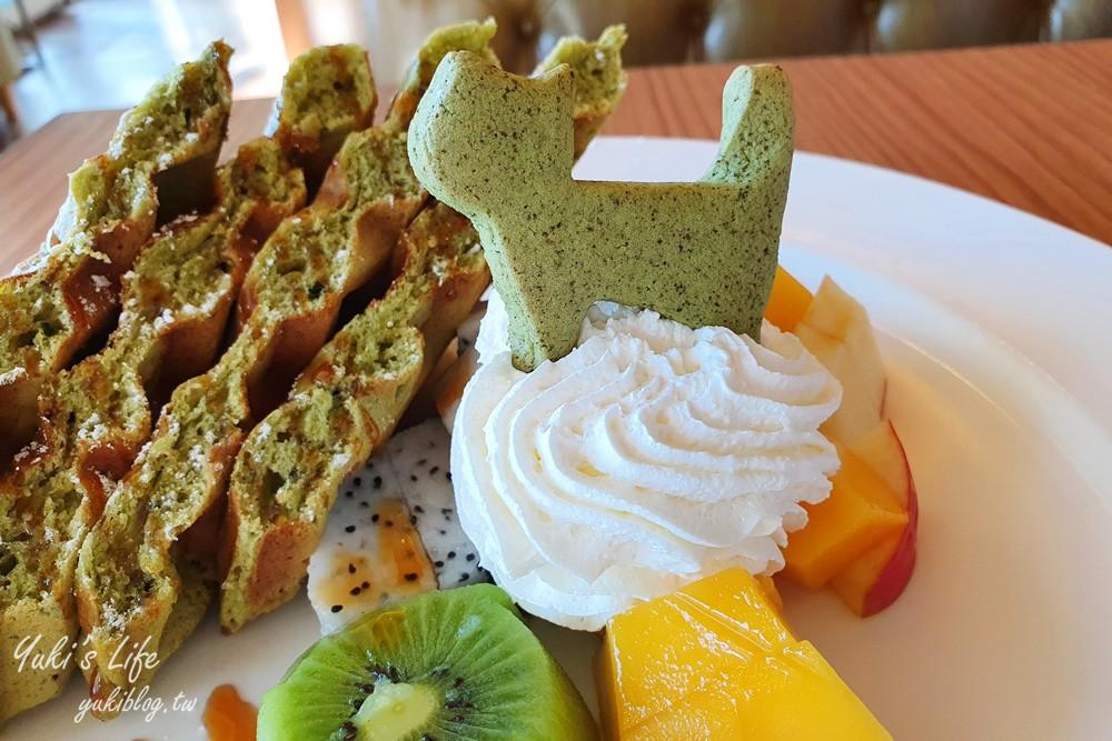 台北猫空美食【猫空Cafe巷】猫缆下午茶推荐~茶霜淇淋 猫咪饼干 景观餐厅 - yukiblog.tw