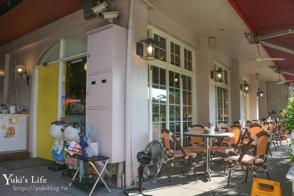 台北內湖親子餐廳【象園咖啡Elephant garden】大象鬆餅必點!捷運文德站美食 - yukiblog.tw