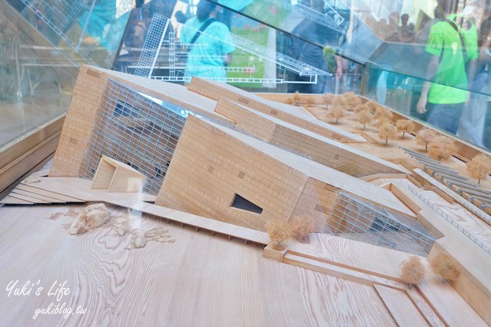 宜蘭親子景點【蘭陽博物館】兒童考古探索廳全新登場!宜蘭最美龜山島地景建築! - yukiblog.tw