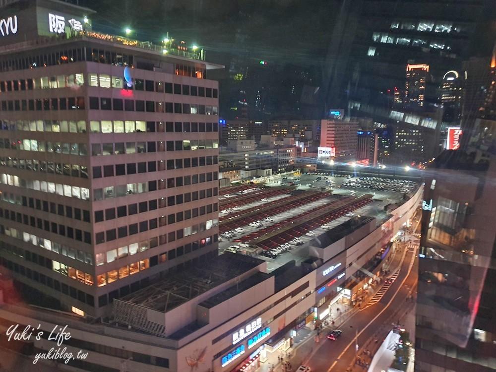 大阪周遊卡一日遊【梅田HEP FIVE摩天輪】來場浪漫的約會吧! - yukiblog.tw