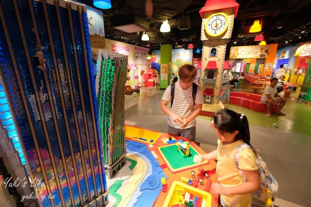 大阪亲子景点【大阪乐高乐园Legoland】大阪周游卡免费玩!大阪自由行必去!(天保山购物中心) - yukiblog.tw