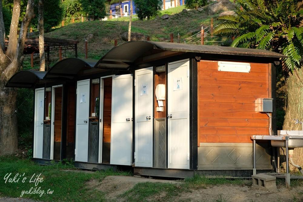 苗栗景點『Hulagarden呼啦莊園』奢華露營車住宿 玩水玩沙親子一日遊 - yukiblog.tw