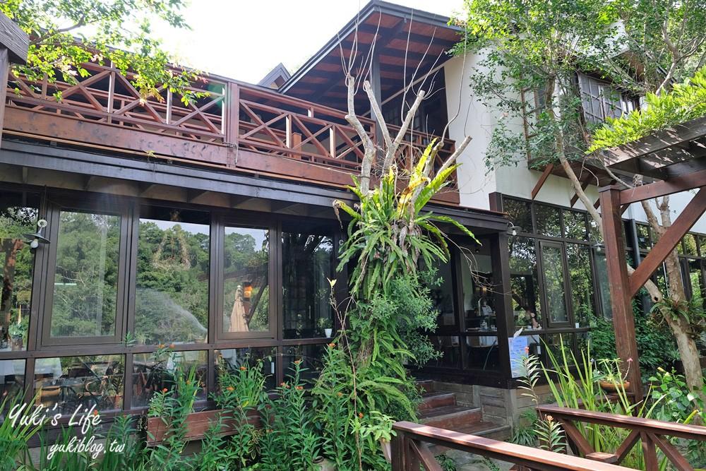 苗栗大湖【湖畔花時間】一隻大白鵝景觀餐廳、苗栗溫泉住宿會館 - yukiblog.tw