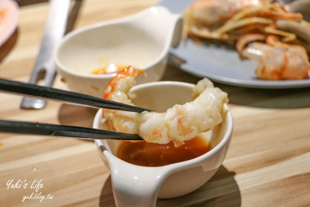 台北美食【汆食作伙鍋】有親子遊戲區還收你家用費!特殊蔬菜、天然湯底太特別了!( 民權西路站) - yukiblog.tw