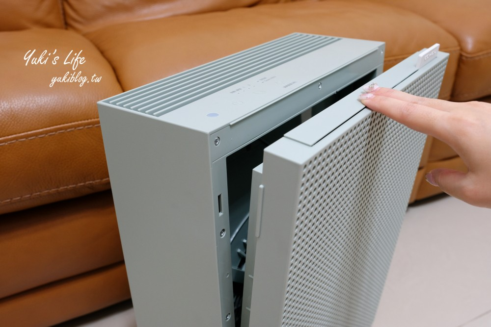 【团购×开箱】Coway绿净力空气清净机 AP-1019C - yukiblog.tw