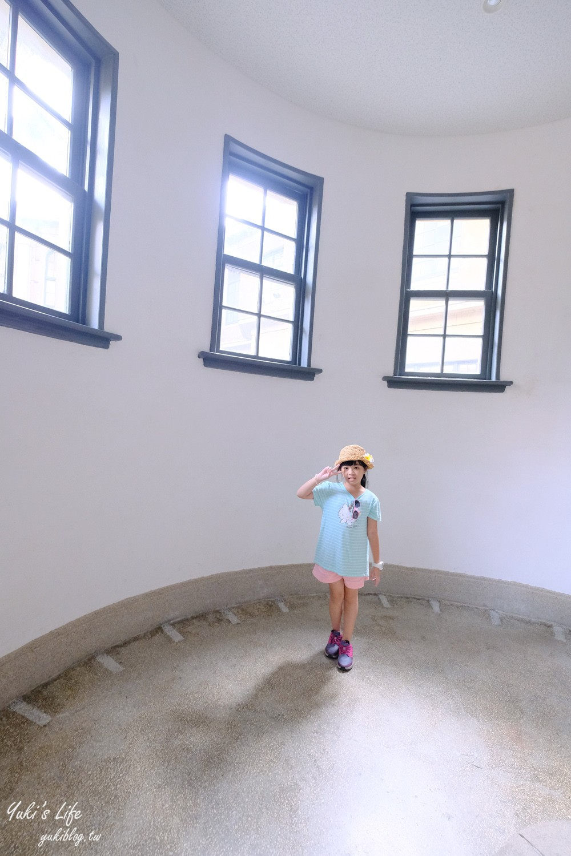 台南景點【台南市美術館1館】原台南市警察署~新舊建築的完美結合 - yukiblog.tw