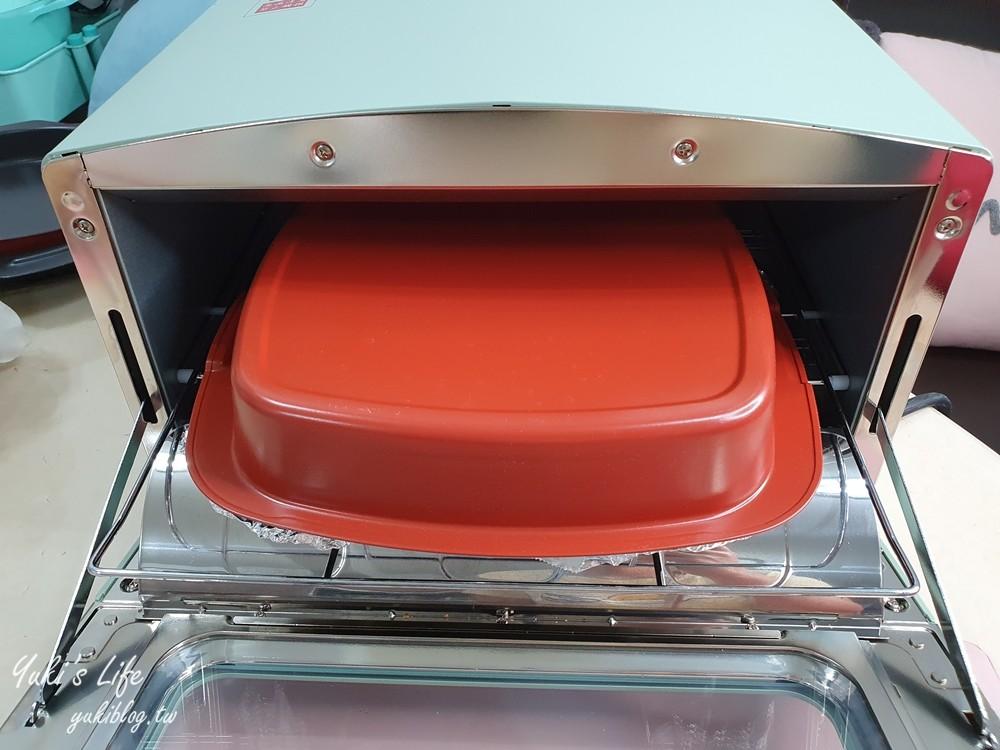 【团购×开箱】日本千石阿拉丁烤箱~不用预热0.2秒瞬热烤箱AET-G13T - yukiblog.tw