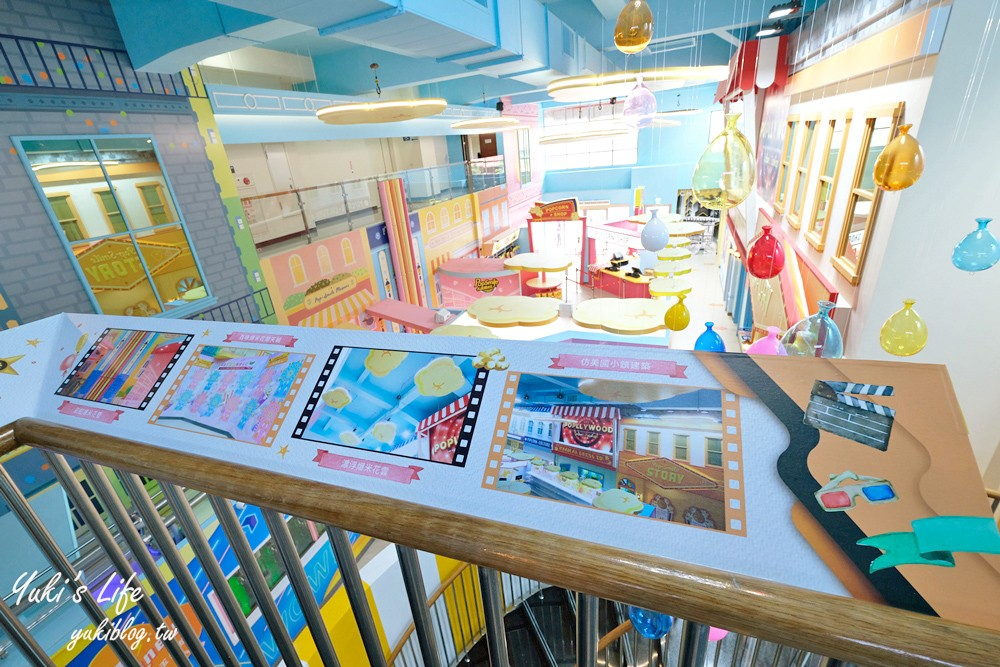 新北景點【卡滋爆米花觀光工廠樂園】2020八里新景點「美式小鎮風格」試營運了 - yukiblog.tw